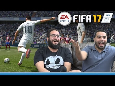 أحمد و دبي و بيت الشواية! نلعب Fifa 17