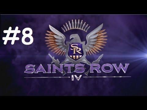 Lets Play: Saints Row IV (ARABIC) سلسلة #8
