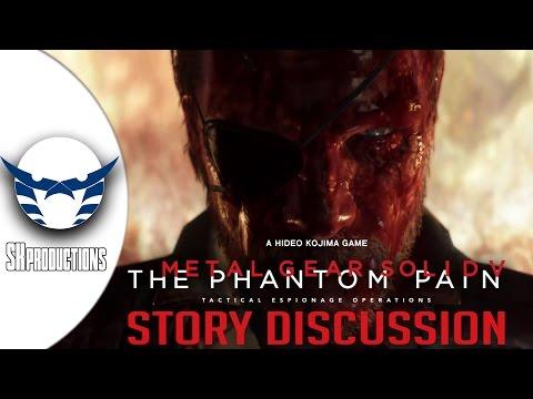 MGS V The Phantom Pain Story Discussion [[SPOILER ALERT]] || مناقشة قصة ميتال جير سوليد 5
