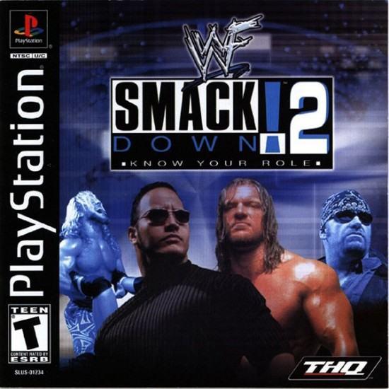قديمك نديمك WWF SmackDown! 2: Know Your Role