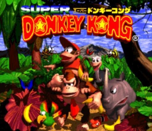 للمعجبين : جولة وثائقية جميلة بلعبة Donkey Kong
