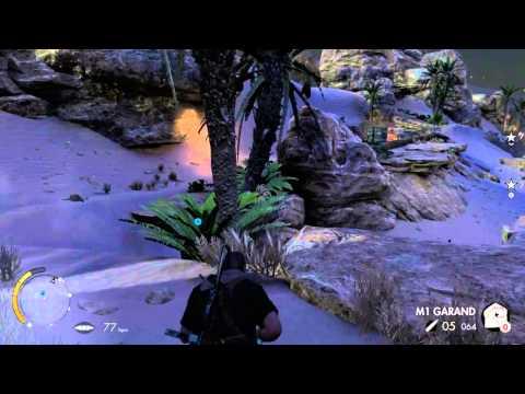 القناص المحترف #3 : Sniper Elite 3