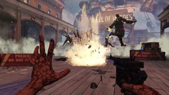 Ken Levine يعطي تحديث عن BioShock Infinite DLC