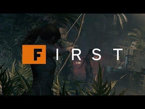 أول 15 دقيقة من Shadow of The Tomb Raider بدقة 4K