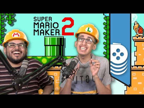 الجزء الثاني من ???? Super Mario Maker 2 ???? مع RealFeras!! ندور على المفاتيح!! ????