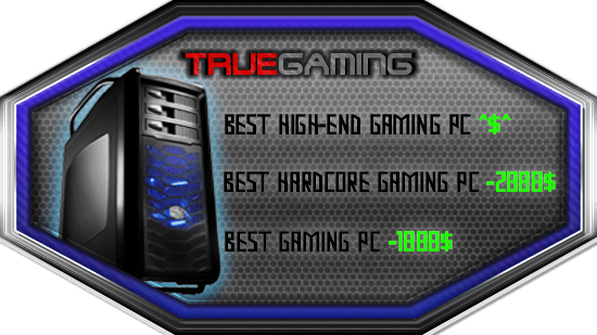 إقتني أفضل حاسب للألعاب بسعر 2000$ دولار