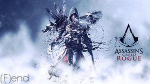الخائن Shay Cormac مع Assassin's Creed Rogue