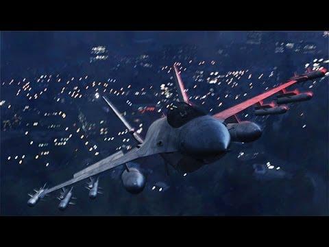 GTA V : حرب ضد العساكر