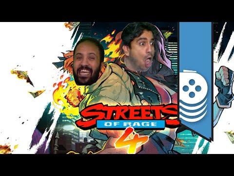 جلد في شوارع الغضب Streets of Rage 4