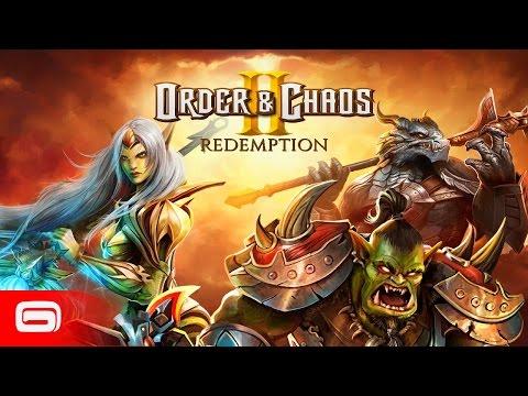 ترو جيمنج يجرب لعبة الجوال رهيبة : Order & Chaos 2: Redemption