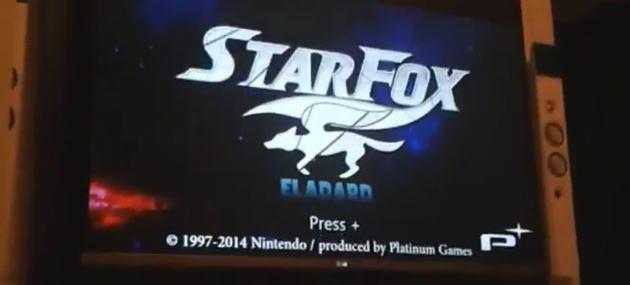 اشاعة Star Fox  جديدة