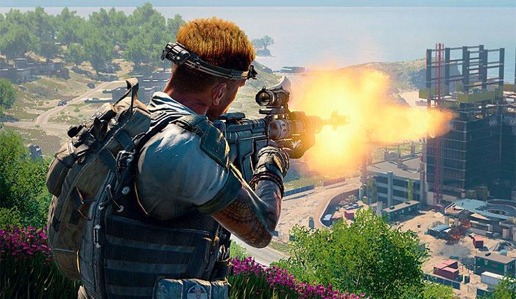 مقال | طور الباتل رويال Blackout سينقذ لعبة Black Ops 4 و سيقلق المنافسين..! | VGA4A