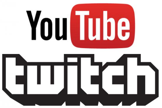 ما هو البث الافضل للالعاب تويتش او اليوتيوب