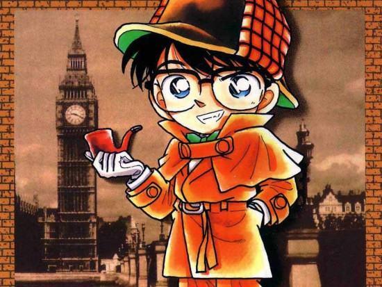 مانجا Detective Conan تعود هذا الشهر