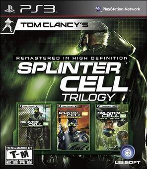 تقرير عن سلسلة Tom Clancy's Splinter cell