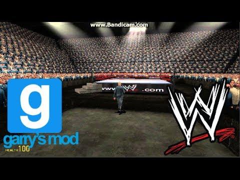 WWE مصارعة في جاريزمود