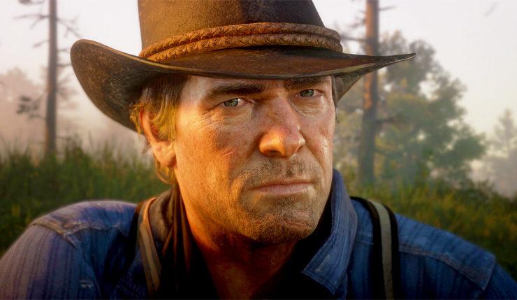 لعبة Red Dead Redemption 2 فاشلة و مضخمة اعلاميا..!   VGA4A