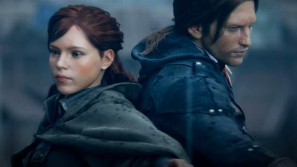 هل يمكن أن تحتوي Assassin's Creed Unity على قصة حب ؟