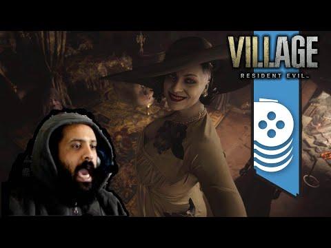 نجرب لعبة Resident Evil Village