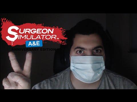 دكتور عيون : Surgeon Simulator