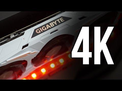 [4K] Nvidia GTX 1080 Ti تجربتي مع