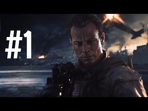 Battlefield 4: Let's Play #1 [ARABIC] | باتلفيلد 4: الحلقة #1 وبدأ الأكشن