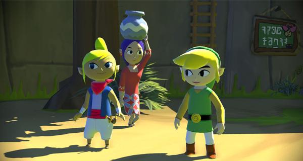 تقييم: The Legend of Zelda: The Wind Waker HD