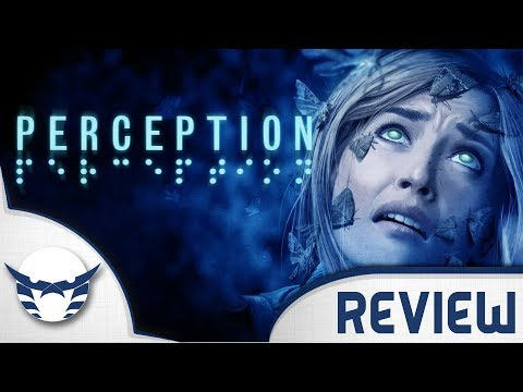 مراجعة لعبة الرعب PERCEPTION