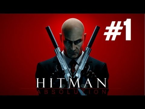 "Hitman Absolution Let's Play #1 [ARABIC] | القاتل المأجور #1 ""المهمة #1"""