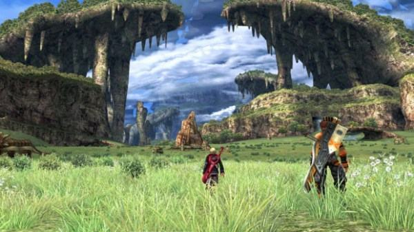 مراجعة Xenoblade Chronicles