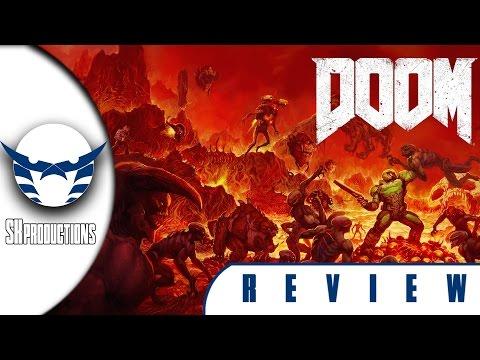 DOOM 2016 REVIEW    مراجعة دووم 2016