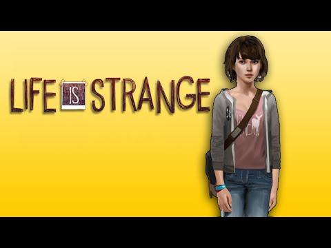 الحياة غريبة (Life is Strange)