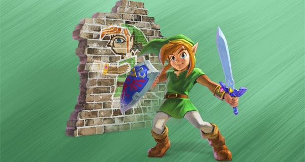 تقييم: The Legend of Zelda: A Link Between Worlds