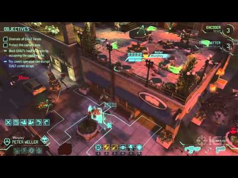 مراجعة XCom: Enemy Within