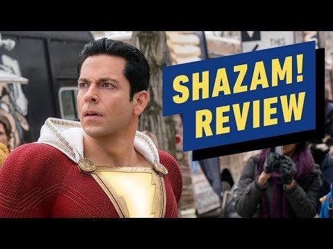 مراجعة فيلم Shazam