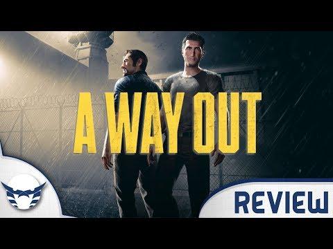 مراجعة A Way Out