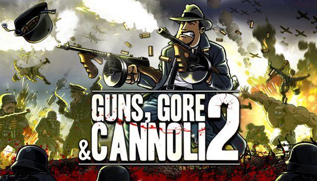 مراجعة Guns, Gore and Cannoli 2