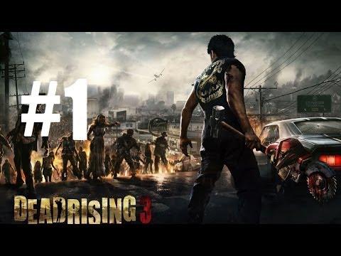 Dead Rising 3 Let's Play #1 [ARABIC] ديد رايزنق 3 الحلقة #1