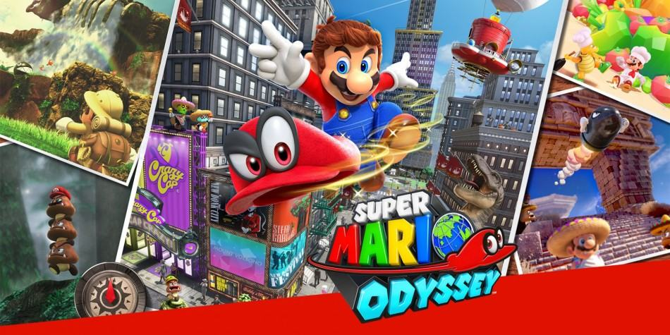 مراجعة Super Mario Odyssey
