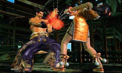 مراجعة Tekken 3D Prime Edition