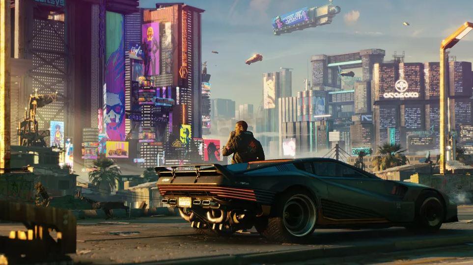 مراجعة لعبة Cyberpunk 2077