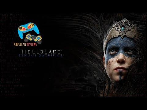 مراجعة وتقييم لعبة هيل بليد Hellblade Game Review