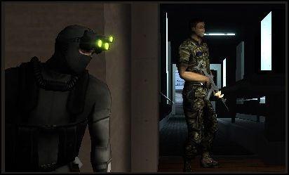 مراجعة Splinter Cell 3D