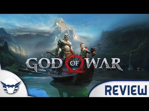 مراجعة God of War 2018