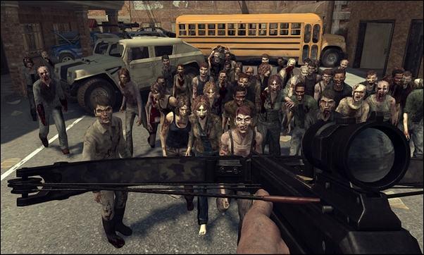 مراجعة The Walking Dead : Survival Instinct