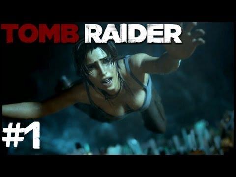 Tomb Raider Let's Play #1 [ARABIC] | تومب رايدر: الحلقة #1 بدأت المغامرة