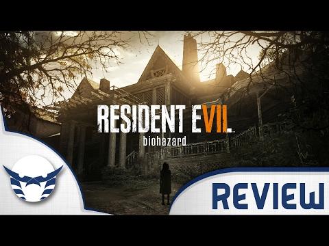 RESIDENT EVIL 7 REVIEW    مراجعة ريزدينت ايفل 7