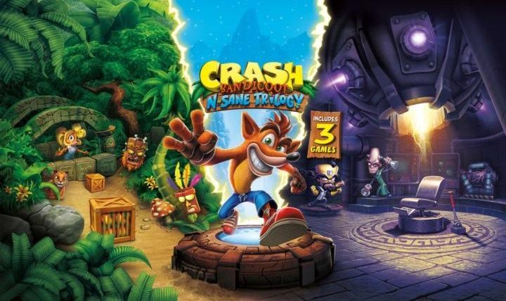 مراجعة Crash Bandicoot N. Sane Trilogy