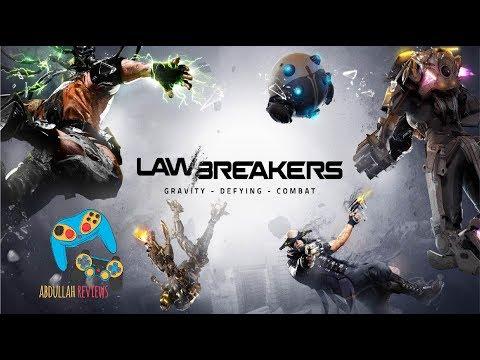 مراجعة لعبة LawBreakers
