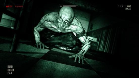مراجعات بسيطة:لعبة الرعب Outlast